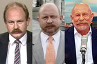 Mark Sainsbury's moustache has evolved over the years to become an entity all of its own.