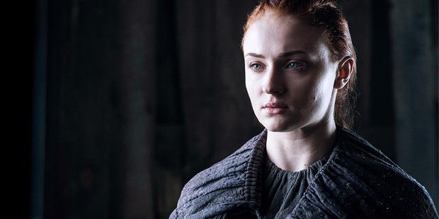 Sansa can't catch a break. Photo / HBO