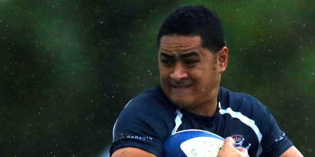Junior Sefo went on trial for rape in the Auckland District Court yesterday, more than a year after the alleged attack at College Rifles Rugby Football Club. Photo / Getty Images
