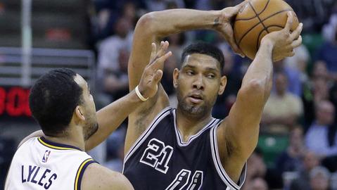 How Tim Duncan won Spurs fans' hearts