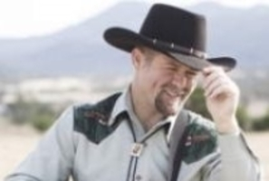 Australian Justin Standley will be headlining the Marton Country Music Festival tomorrow night.