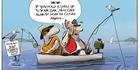 View: Cartoon: Commercial fishing ban?
