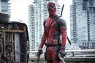 Ryan Reynolds as Deadpool in one of the most anticipated superhero films of 2016.