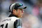 Mitchell Santner. Photo / photosport.co.nz