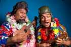 The Laughing Samoans comedy duo, made up of Eteuati Ete and Tofiga Fepulea'i, will perform at the Northland Pasifika Fusion Festival.
