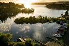 Lake Rotoiti at sunrise. Photo / Stephen Parker