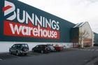 The Bunnings brand may be appear in the UK.