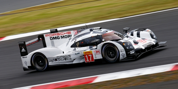 Brendon Hartley successfully campaigned in the Porsche 919 Hybrid last year.   Photo / Mark Webber