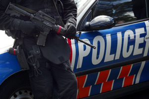The Armed Offenders Squad was called following an alleged firearms incident. Photo / File
