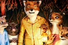 George Clooney voices the hero at the centre of Fantastic Mr Fox.