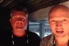Radio Sport's Matt Brown and David Mustard wrap an exciting day one of action in the men's half of the ASB Classic.