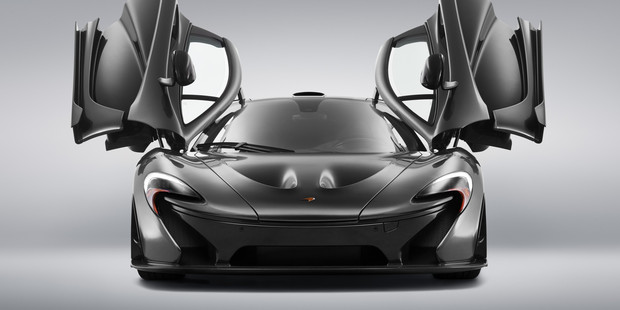 The P1 had a top speed of 395km/h and could reach 100km/h in 2.8 seconds. Photo / Supplied