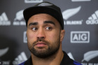 All Blacks and Chiefs star Liam Messam has taken to social media to criticise the huge trade deal. Photo / Brett Phibbs