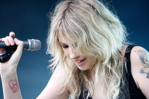 Ladyhawke will make her long-awaited stage return in New Zealand at Auckland City Limits.