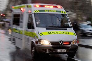 A St John spokesman said it sent three ambulances to the crash site.