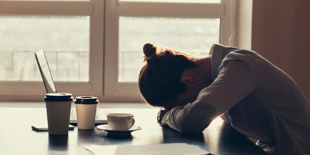 Take time out for yourself as you return to work after holiday. Photo / iStock