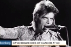"David Bowie's innovation in rock music and fashion also stretched to financial markets. The musician, who died on Sunday, was the first to securitize royalty streams, selling $55 million of Bowie Bonds in 1997 that were tied to future earnings from hits including ""Space Oddity"" and ""Changes."""