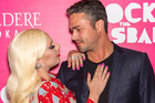 Singer Lady Gaga and actor Taylor Kinney. Photo / Getty Images