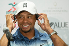 Tiger Woods was happy to use his celebrity power for more nefarious reasons. Photo / Getty Images