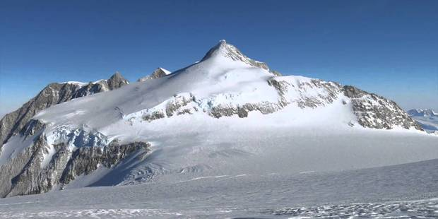 Mount Vinson.