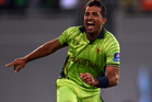 Wahab Riaz can be one of the world's best bowlers on his day. Photo / photosport.co.nz