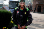Pakistan fast bowler Mohammad Amir is back in international cricket after a five-year ban. Photo / AP