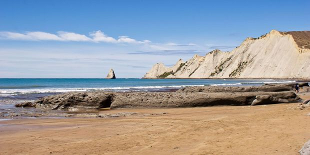 Cape Kidnappers, Hawkes Bay. Photo / Supplied