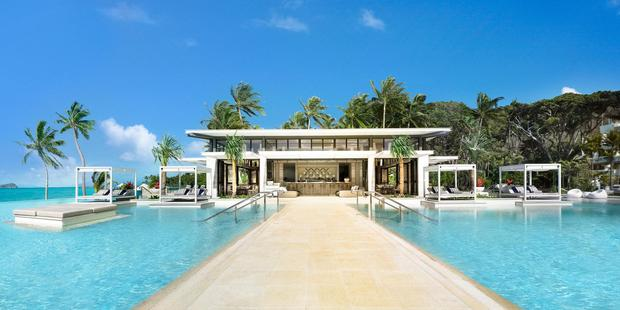 The One and Only Hayman Island resort, Australia. Photo / Supplied
