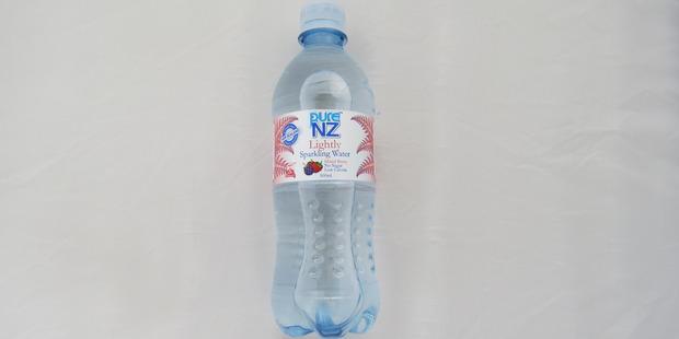 Pure NZ Flavoured Water. Photo / Supplied