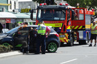 The pedestrian who died in Oamaru has yet to be formally identified. Photo /  Daniel Birchfield