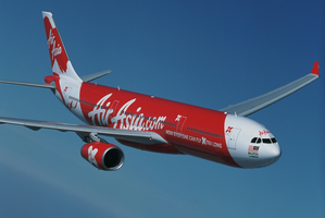 Ready for take off: AirAsia X is back in New Zealand with $99 fare to Gold Coast. Photo / Supplied