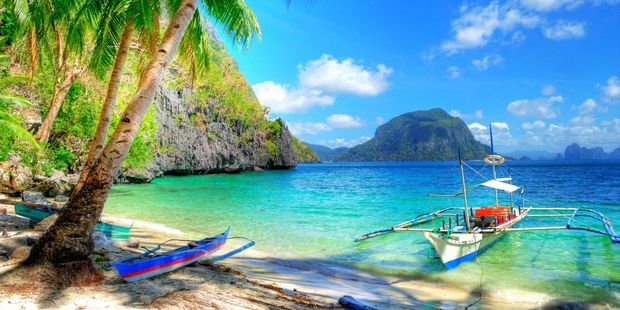 The Philippines are a great place to visit for unspoiled beaches. Photo / 123RF