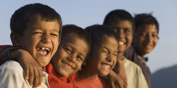 Children in Nepal. Photo / 123RF