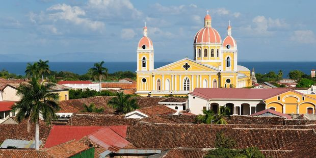 Granada, the oldest colonial Spanish city in Nicaragua. Photo / 123RF