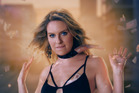 Emma Fenton in Filthy Rich. Photo / TVNZ