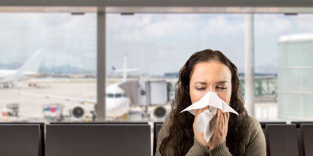 Infectious diseases can be spread through air travel. Photo / 123RF