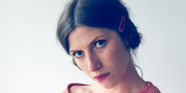Australian-based artist Aldous Harding. Photo / Supplied