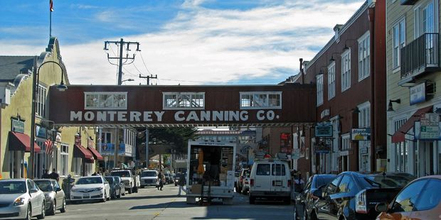 John Steinbeck wouldn't recognise the Cannery Row of today. Photo / 123RF