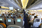 A new app makes bargaining for an inflight seat swap possible. Photo / Getty Images