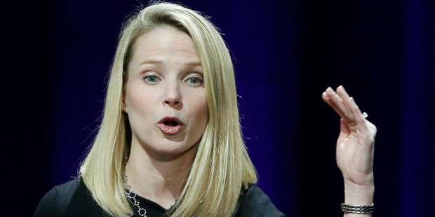 Yahoo President and CEO Marissa Mayer sparked discussion around parental leave after announcing she would take just a few weeks maternity leave. She gave birth to twins last week. Photo / AP