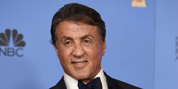 Sylvester Stallone's sorry for forgetting to mention some important names in his Golden Globes speech.