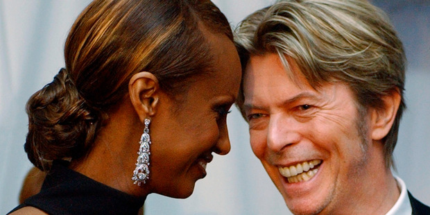 Iman and her husband David Bowie lived a very private life behind closed doors.