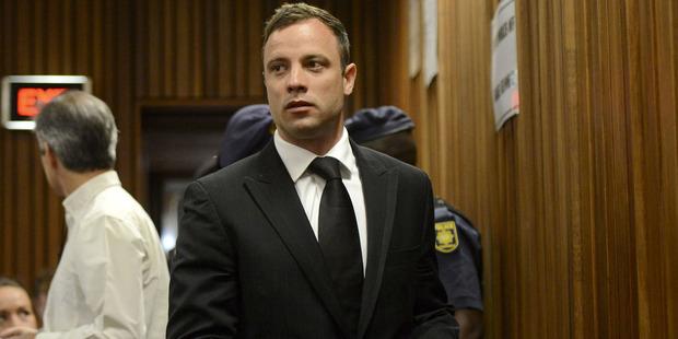 Oscar Pistorius is seeking an appeal against his conviction for murdering Reeva Steenkamp. Photo / AP
