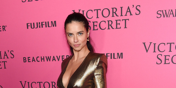Even Victoria's Secret model Adriana Lima feels bad about herself sometimes.