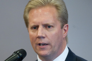 Trade Minister Todd McClay. Photo / Stephen Parker