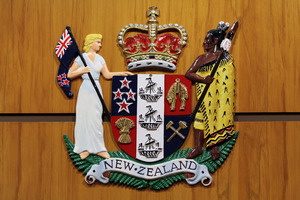 The woman, in her 40s, appeared in Napier District Court yesterday on charges of neglecting two children for the past 22 years.