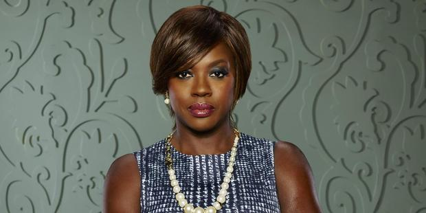 ABC's How to Get Away with Murder stars Viola Davis as Professor Annalise Keating.
