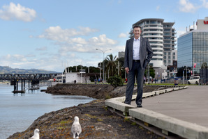 Tauranga mayor Stuart Crosby. Photo/file
