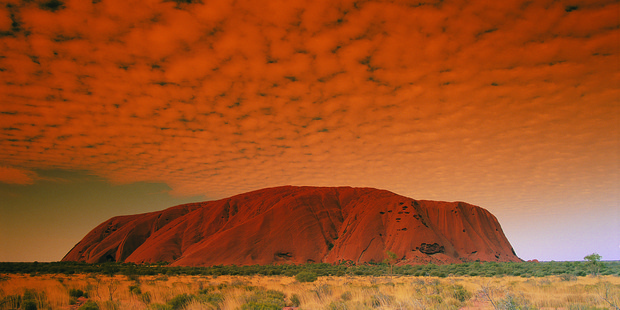 Outback Explorer Tour by luxury coach from Darwin to Ayers Rock. Photo / NTCC