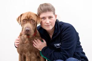 Tauranga SPCA animal welfare inspector Anna Porteous. Photo/file